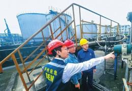 四川开展危险化学品重大危险源企业专项检查督导